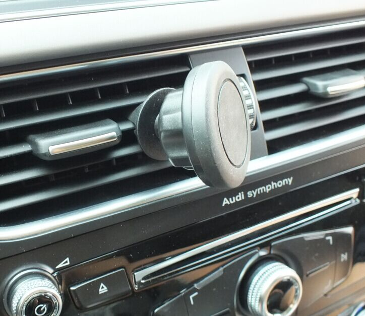 Magnetic Air Vent Grip