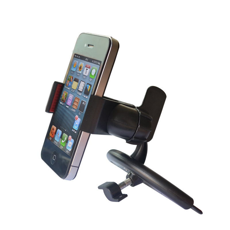 Car CD Grip Mount Phone Holder