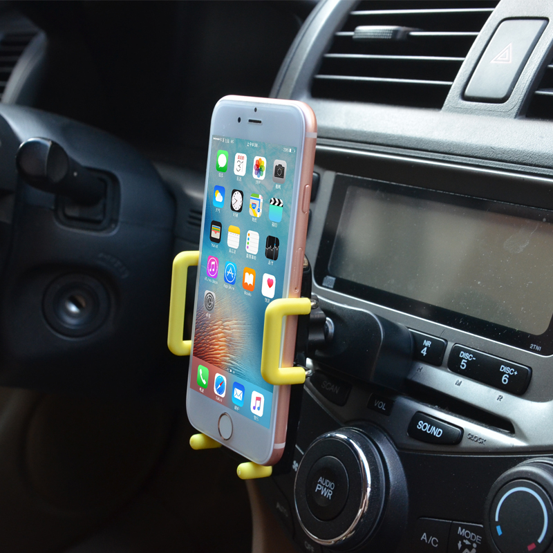 Air Vent Grip Cell Phone Mount