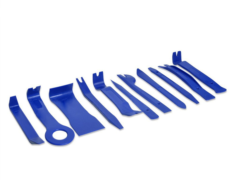 11PC Auto Trim Removal Kit Blue
